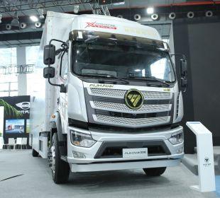 两大重磅产品闪耀广州车展 欧航欧马可以前瞻科技引领行业发展