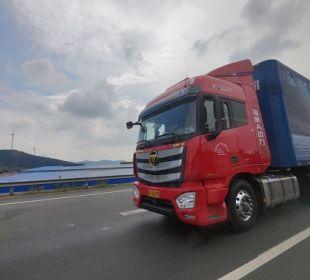 油耗不输进口重卡 欧曼国六重卡千里实况验证 让担忧通通不存在!